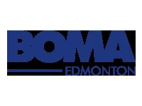 BOMA Edmonton logo