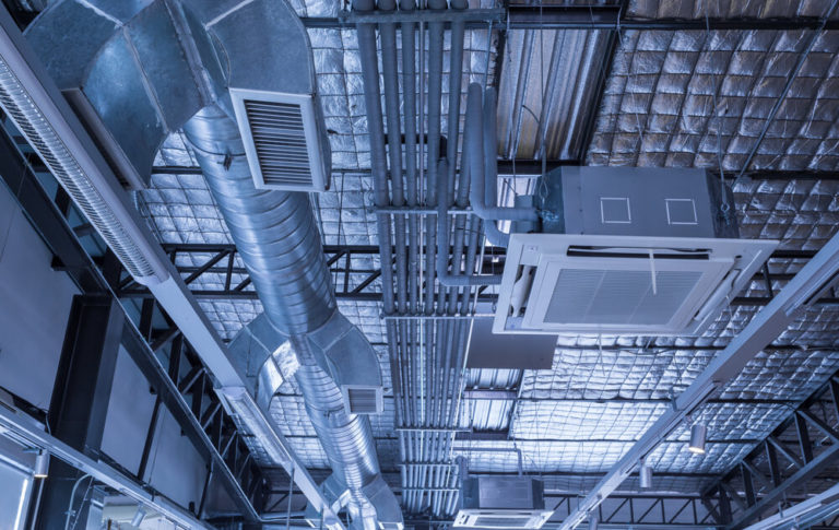 HVAC Ventilation System